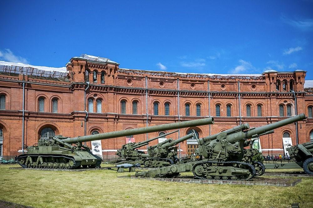 圣彼得堡炮兵历史博物馆_图1-3