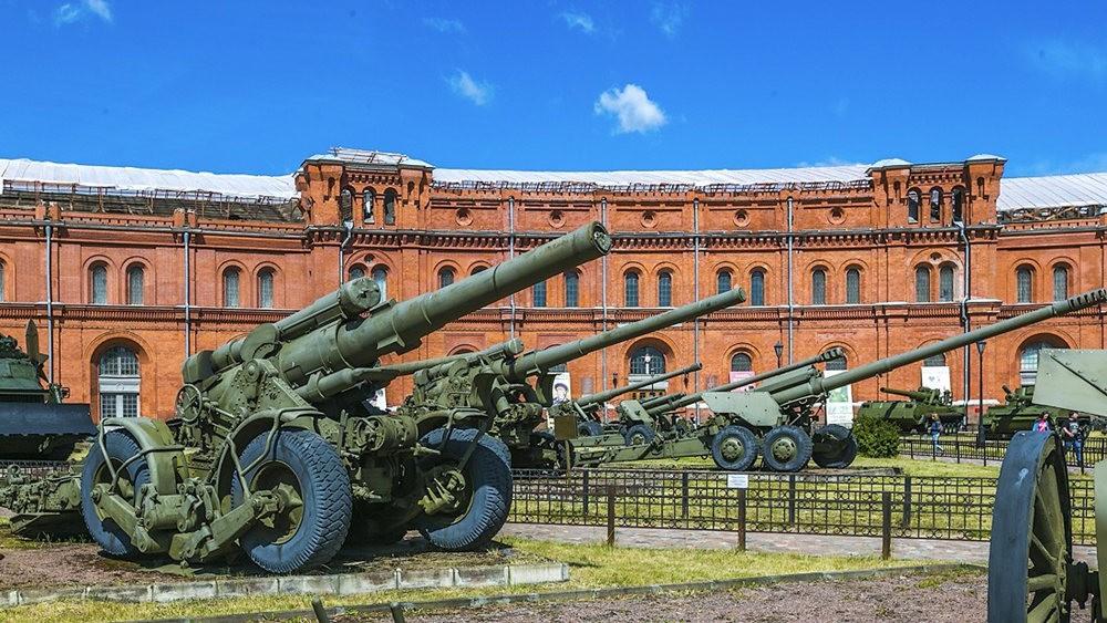 圣彼得堡炮兵历史博物馆_图1-4