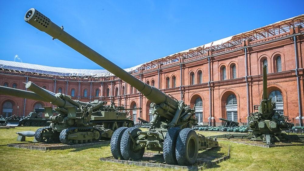 圣彼得堡炮兵历史博物馆_图1-5