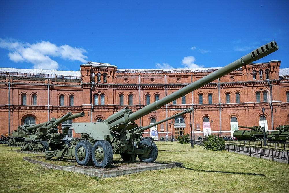 圣彼得堡炮兵历史博物馆_图1-6