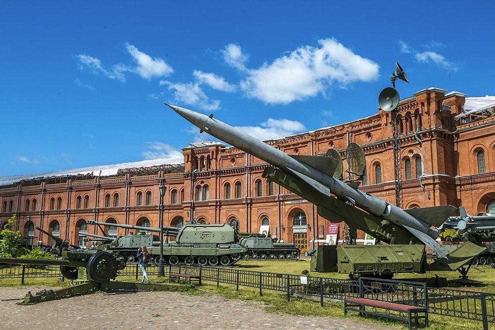 圣彼得堡炮兵历史博物馆_图1-8