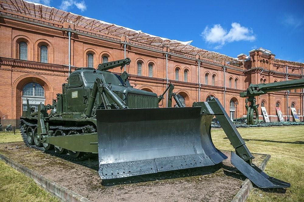 圣彼得堡炮兵历史博物馆_图1-12