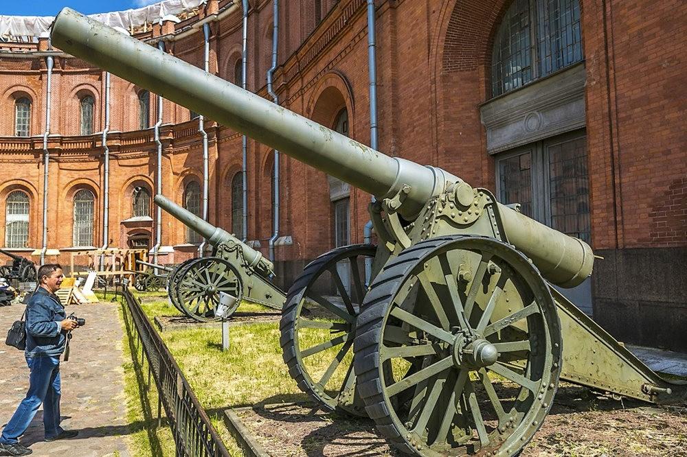 圣彼得堡炮兵历史博物馆_图1-15