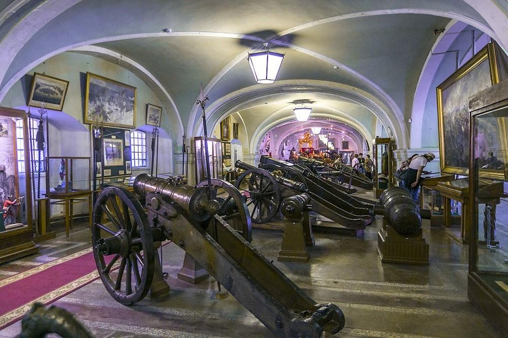 圣彼得堡炮兵历史博物馆_图1-17