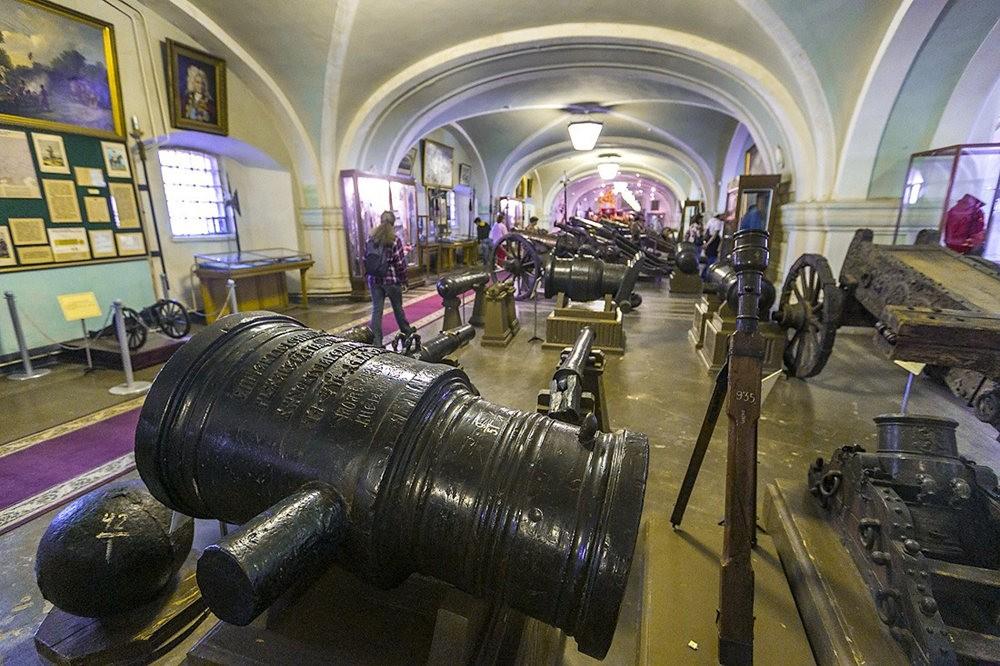 圣彼得堡炮兵历史博物馆_图1-18