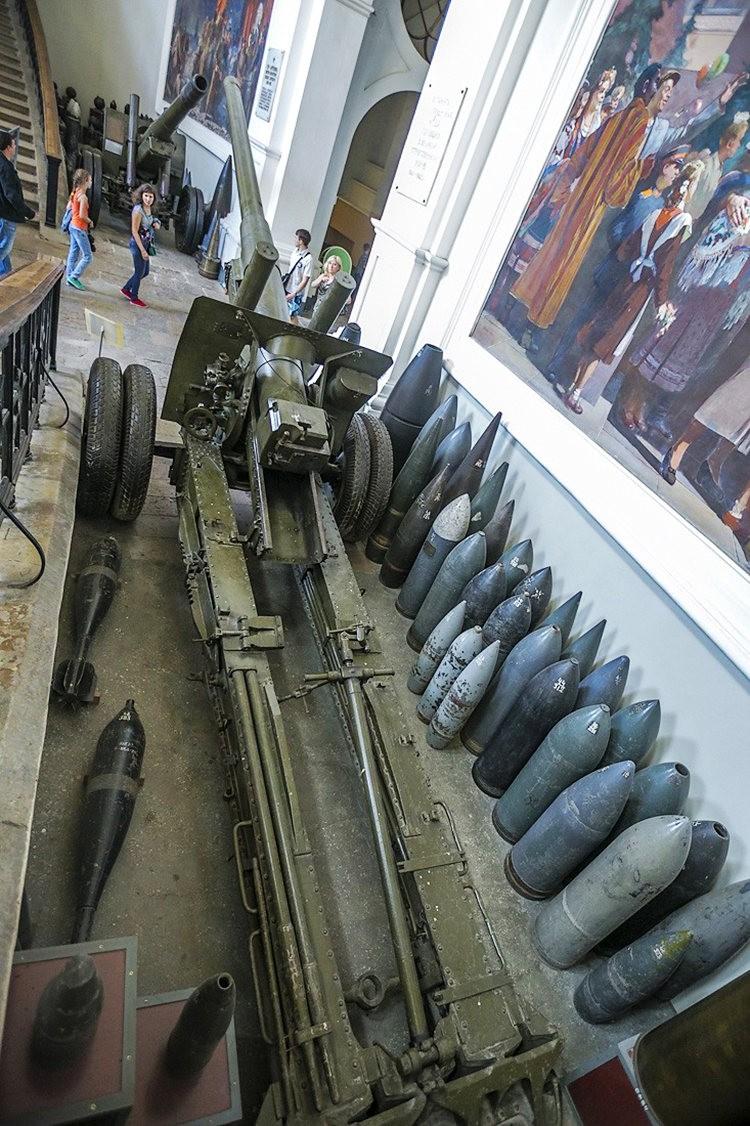 圣彼得堡炮兵历史博物馆_图1-22