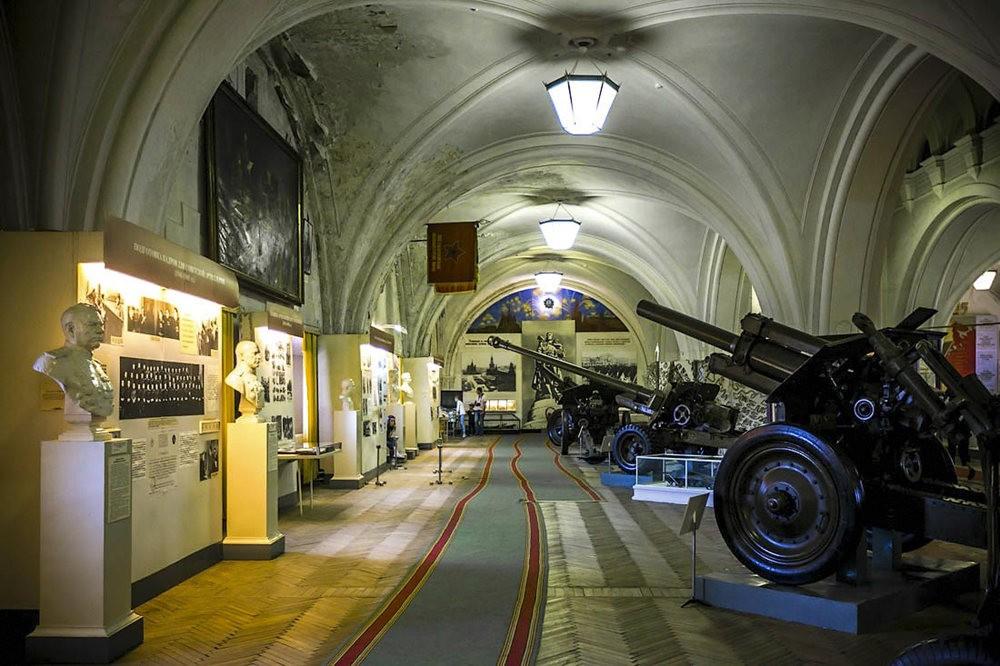 圣彼得堡炮兵历史博物馆_图1-23