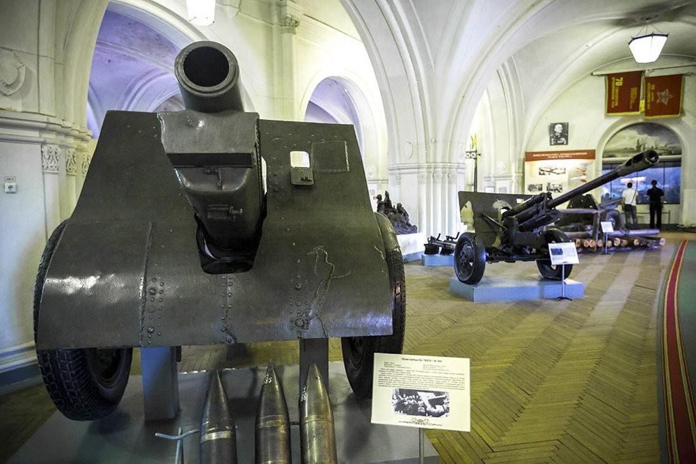 圣彼得堡炮兵历史博物馆_图1-24