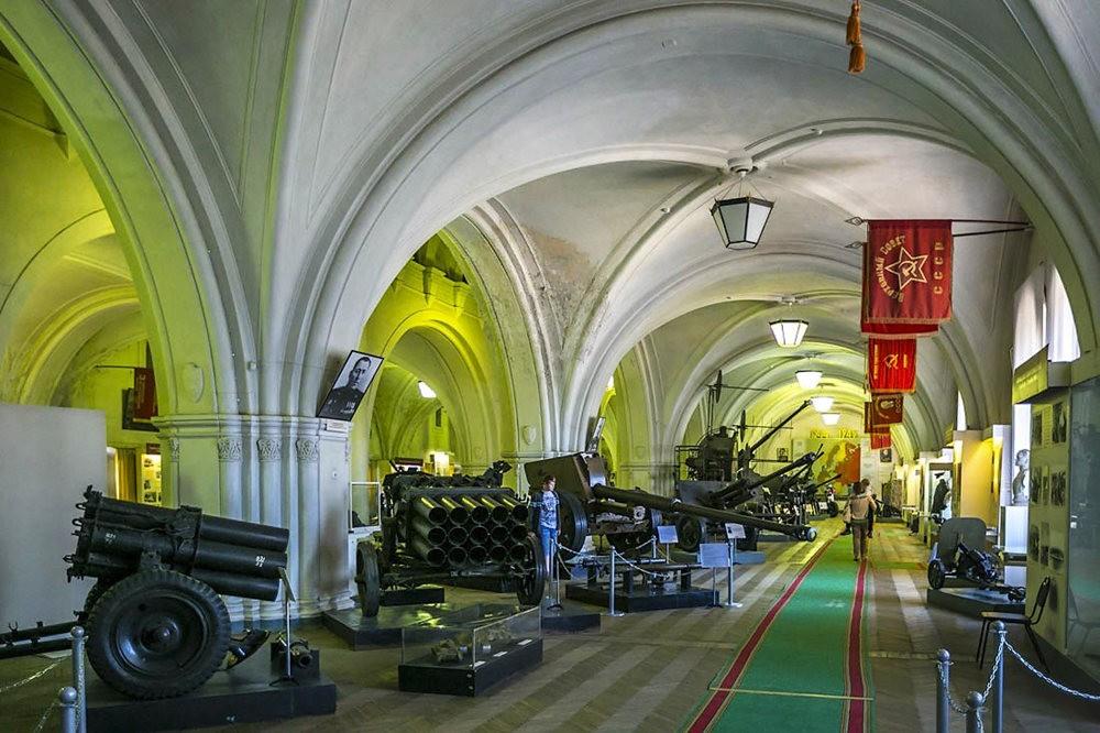 圣彼得堡炮兵历史博物馆_图1-25