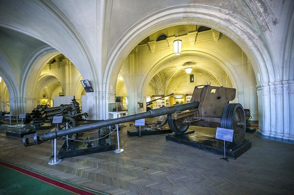 圣彼得堡炮兵历史博物馆_图1-26