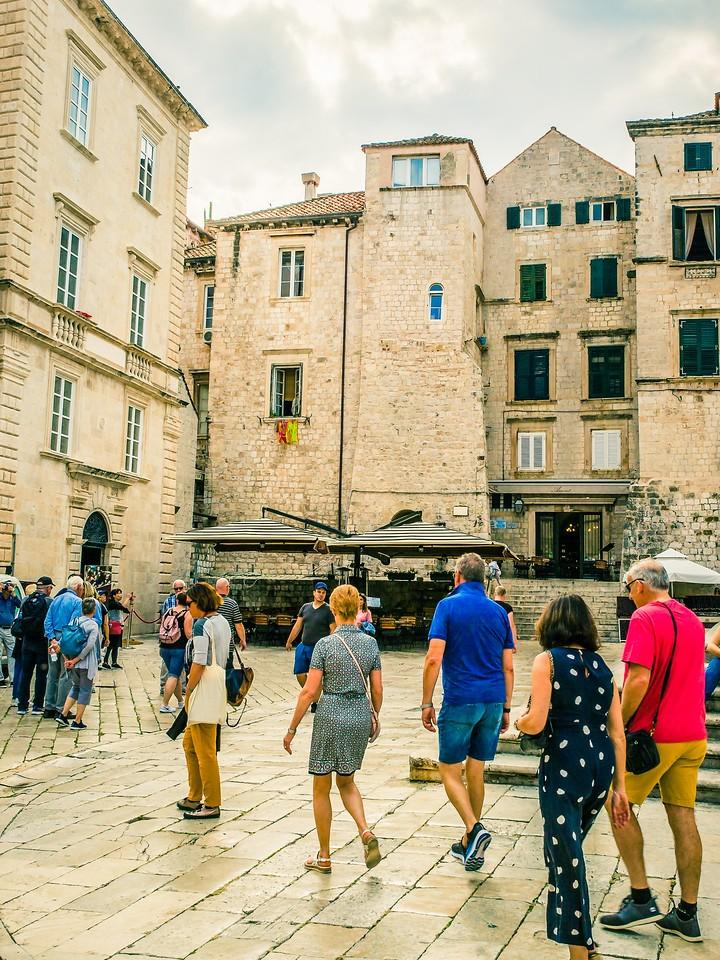 克罗地亚杜布罗夫尼克(Dubrovnik),寻游古城_图1-9
