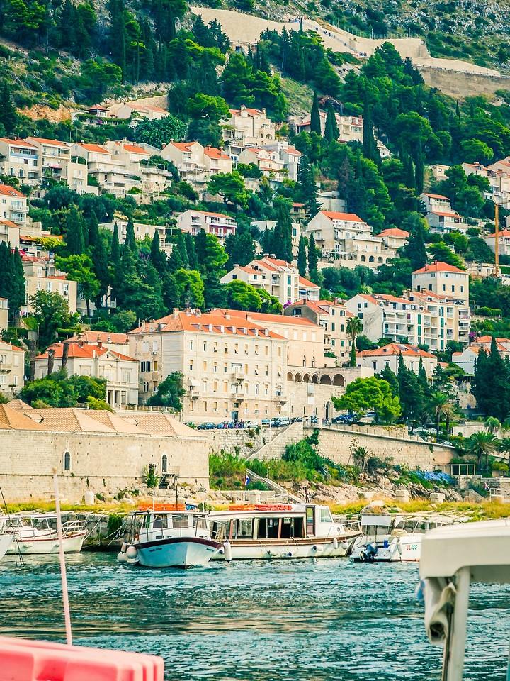 克罗地亚杜布罗夫尼克(Dubrovnik),寻游古城_图1-10