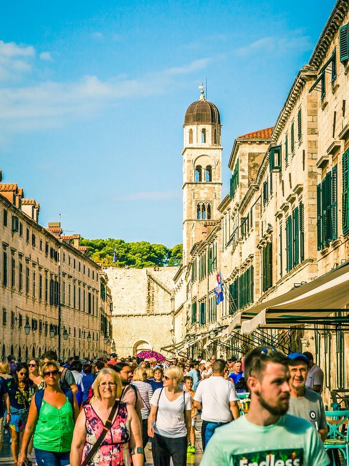 克罗地亚杜布罗夫尼克(Dubrovnik),寻游古城_图1-16