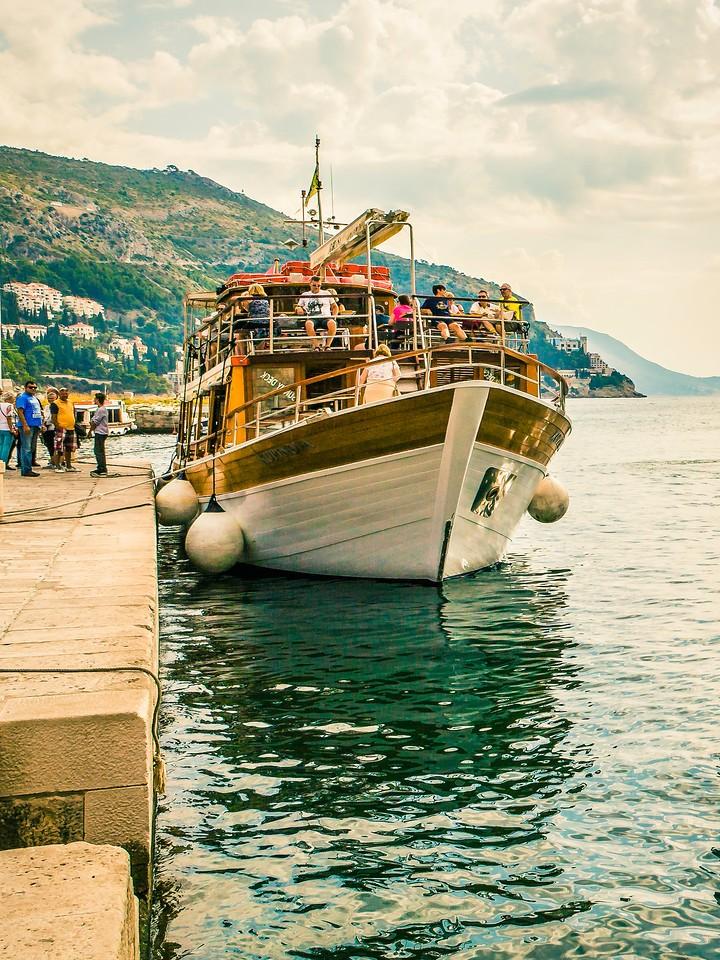 克罗地亚杜布罗夫尼克(Dubrovnik),寻游古城_图1-13