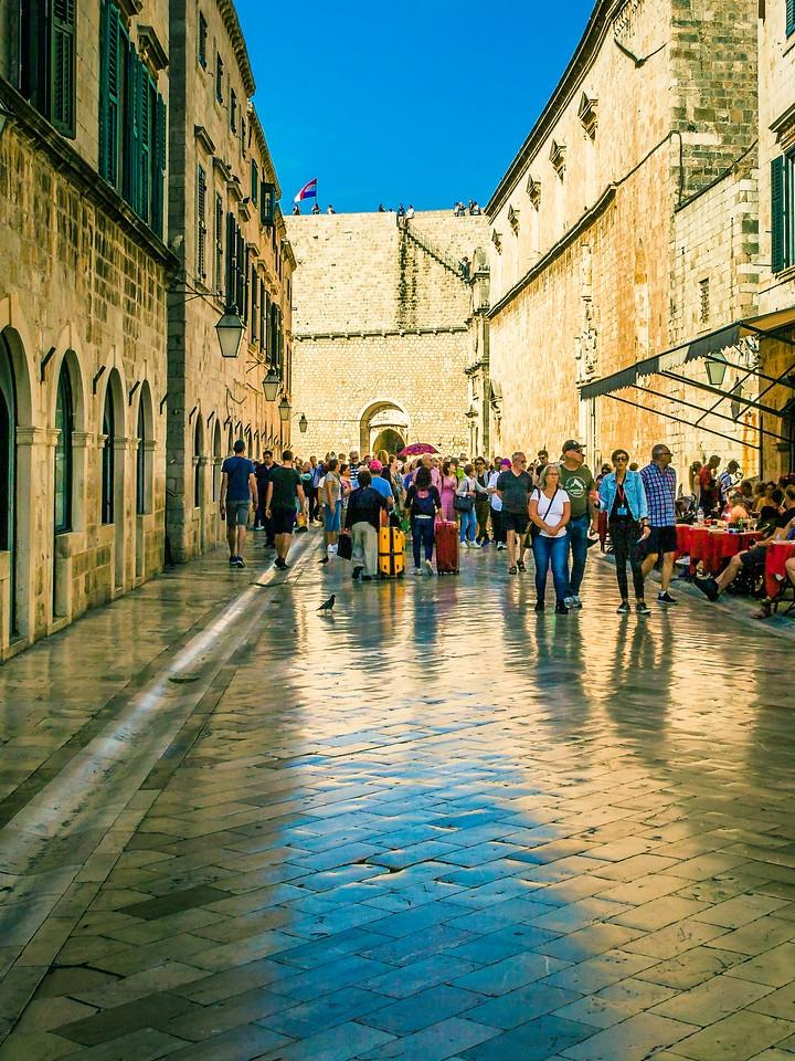 克罗地亚杜布罗夫尼克(Dubrovnik),寻游古城_图1-17