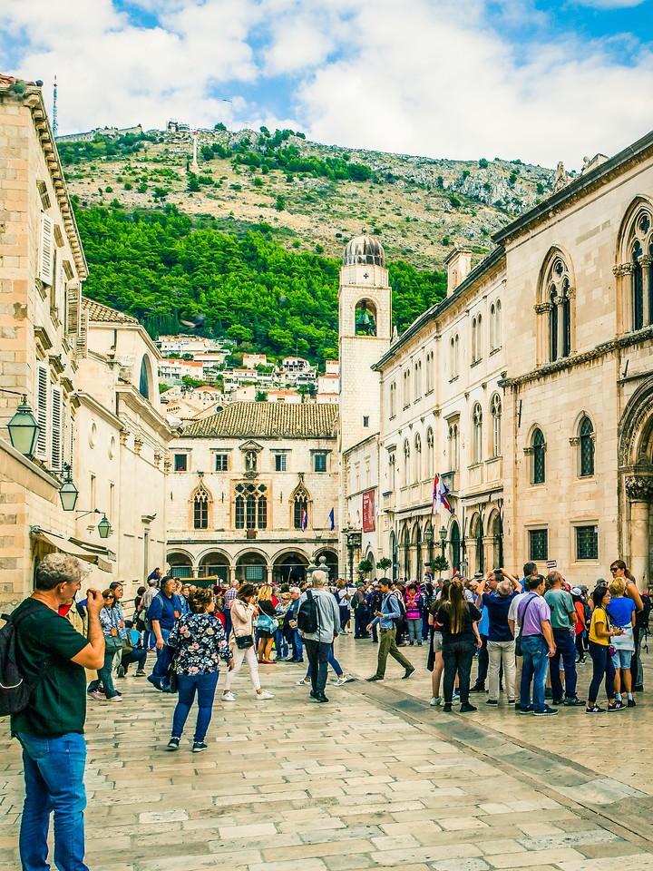 克罗地亚杜布罗夫尼克(Dubrovnik),寻游古城_图1-19