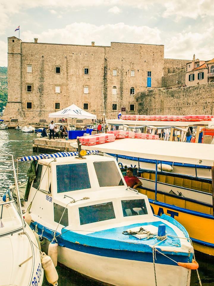 克罗地亚杜布罗夫尼克(Dubrovnik),寻游古城_图1-22