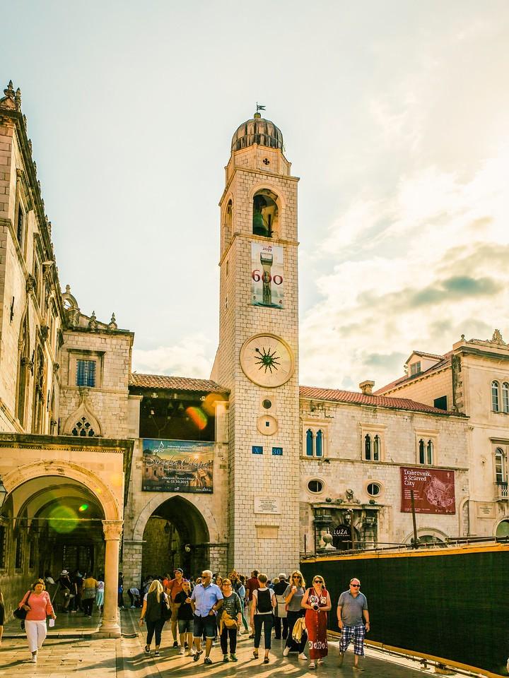 克罗地亚杜布罗夫尼克(Dubrovnik),寻游古城_图1-21