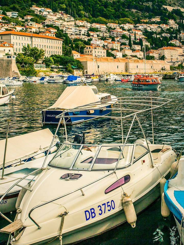 克罗地亚杜布罗夫尼克(Dubrovnik),寻游古城_图1-26