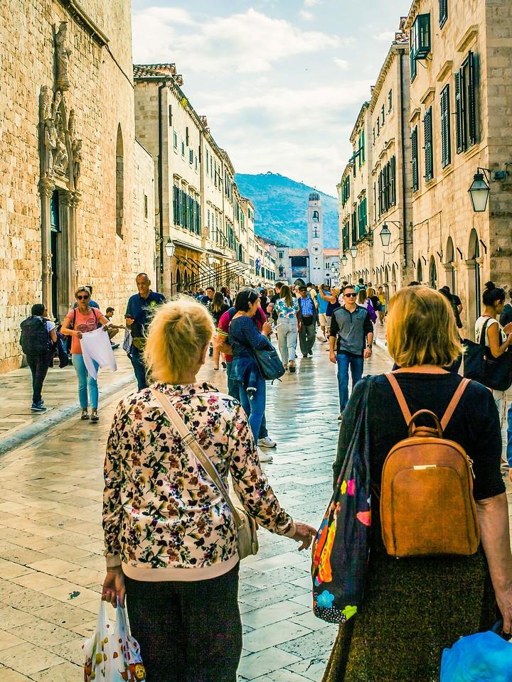 克罗地亚杜布罗夫尼克(Dubrovnik),寻游古城_图1-27