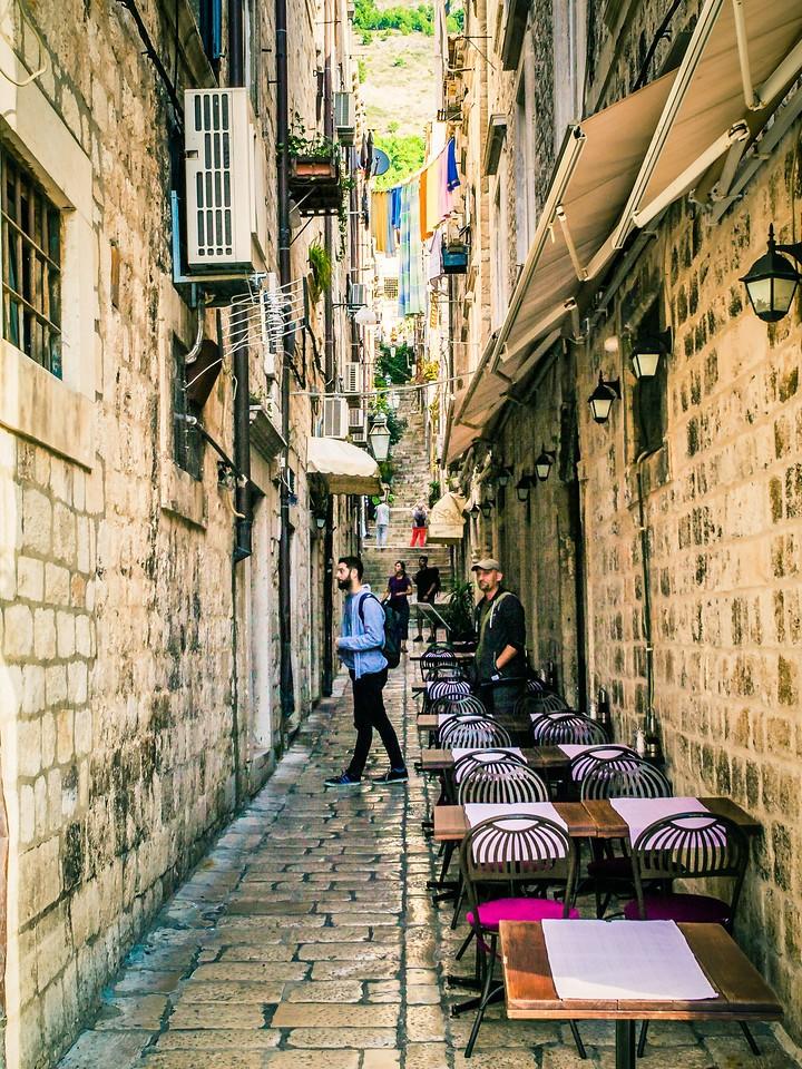 克罗地亚杜布罗夫尼克(Dubrovnik),寻游古城_图1-28