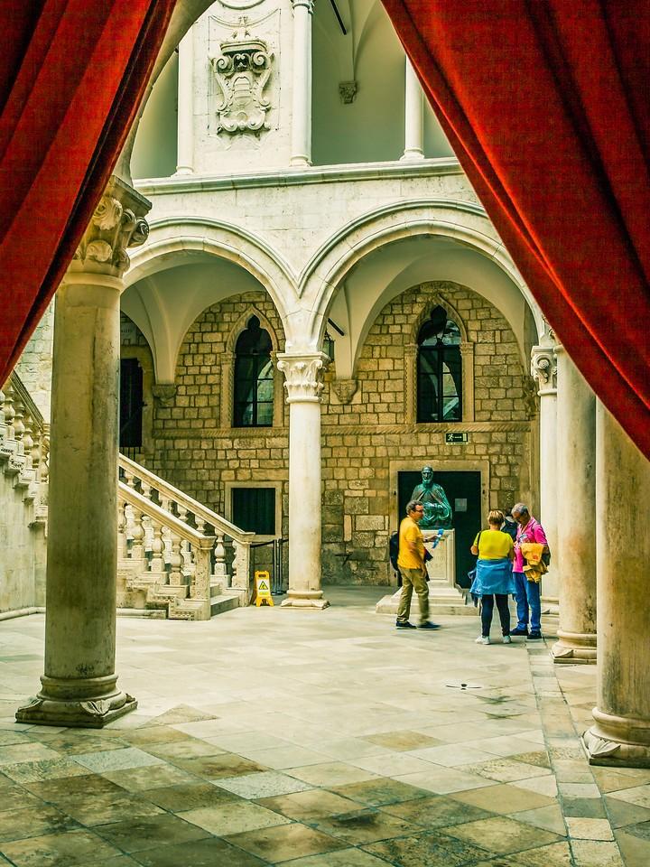 克罗地亚杜布罗夫尼克(Dubrovnik),寻游古城_图1-31