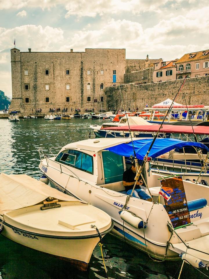 克罗地亚杜布罗夫尼克(Dubrovnik),寻游古城_图1-29