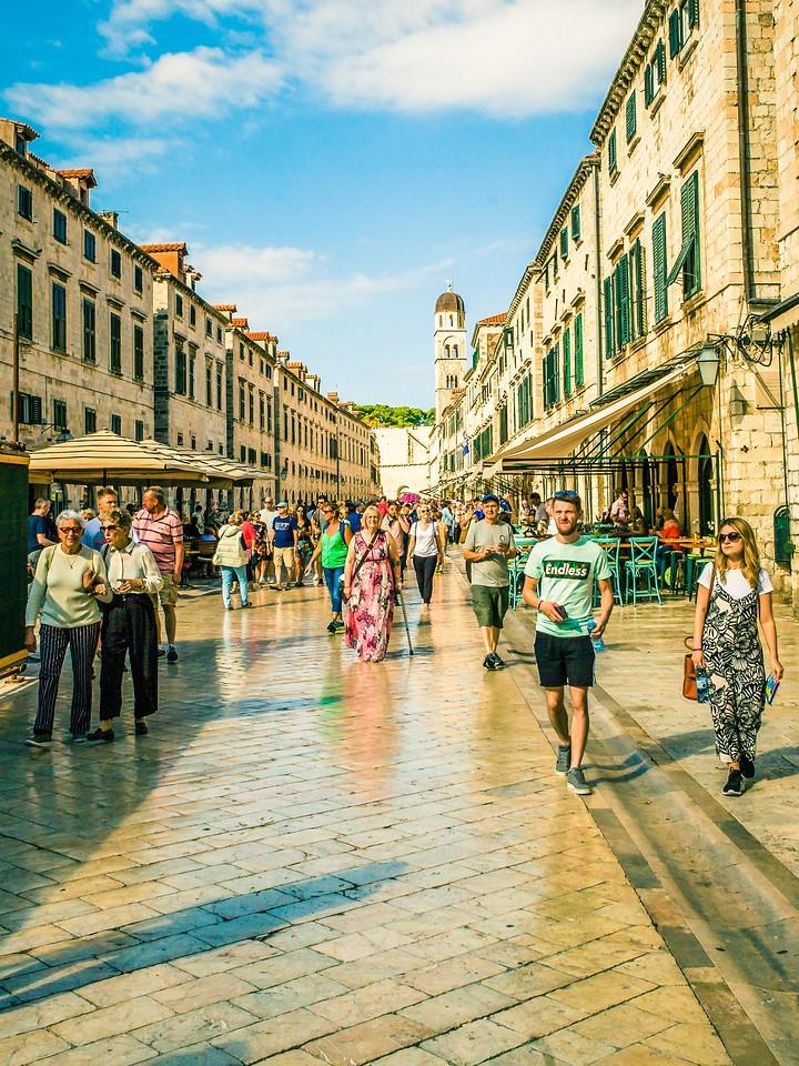 克罗地亚杜布罗夫尼克(Dubrovnik),寻游古城_图1-35