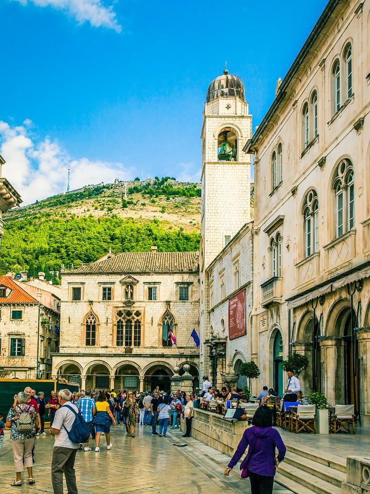 克罗地亚杜布罗夫尼克(Dubrovnik),寻游古城_图1-36
