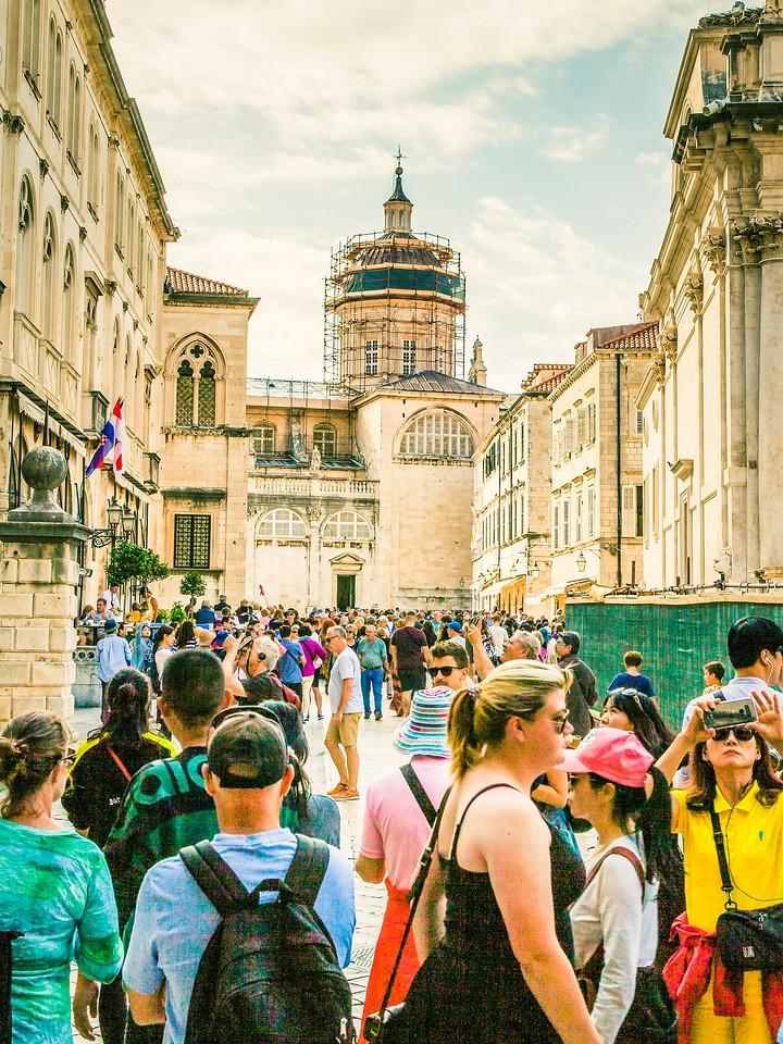 克罗地亚杜布罗夫尼克(Dubrovnik),寻游古城_图1-37
