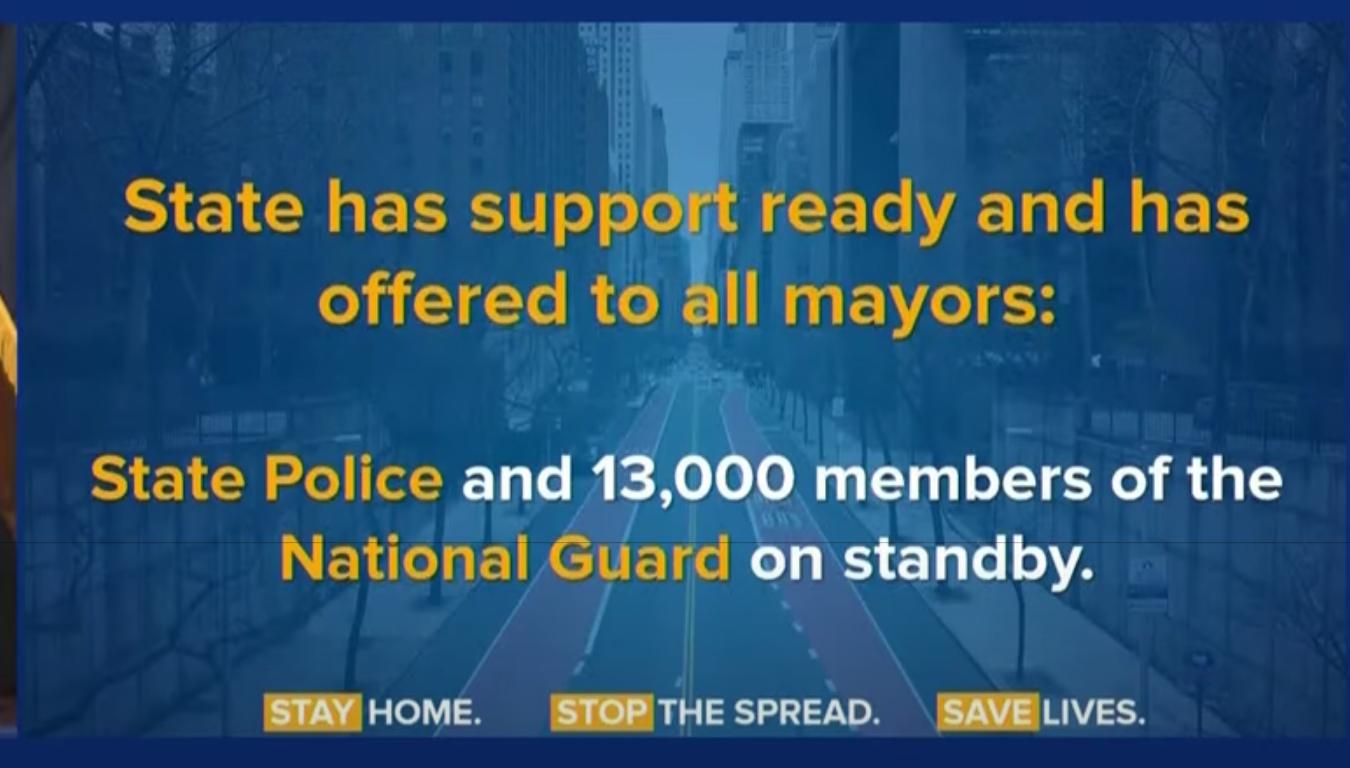 库莫强烈谴责纽约市长和警察不作为_图1-4