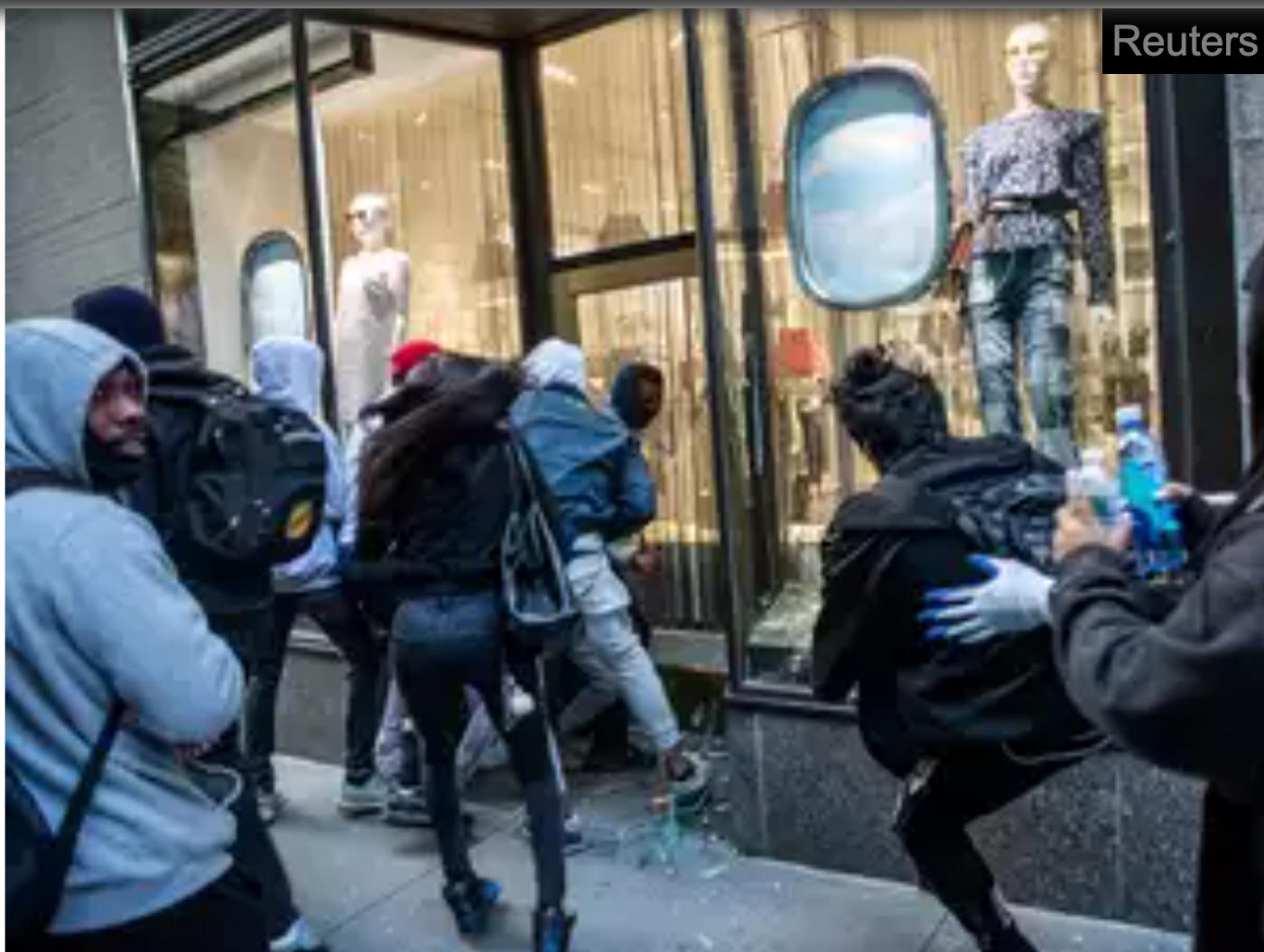库莫强烈谴责纽约市长和警察不作为_图1-5