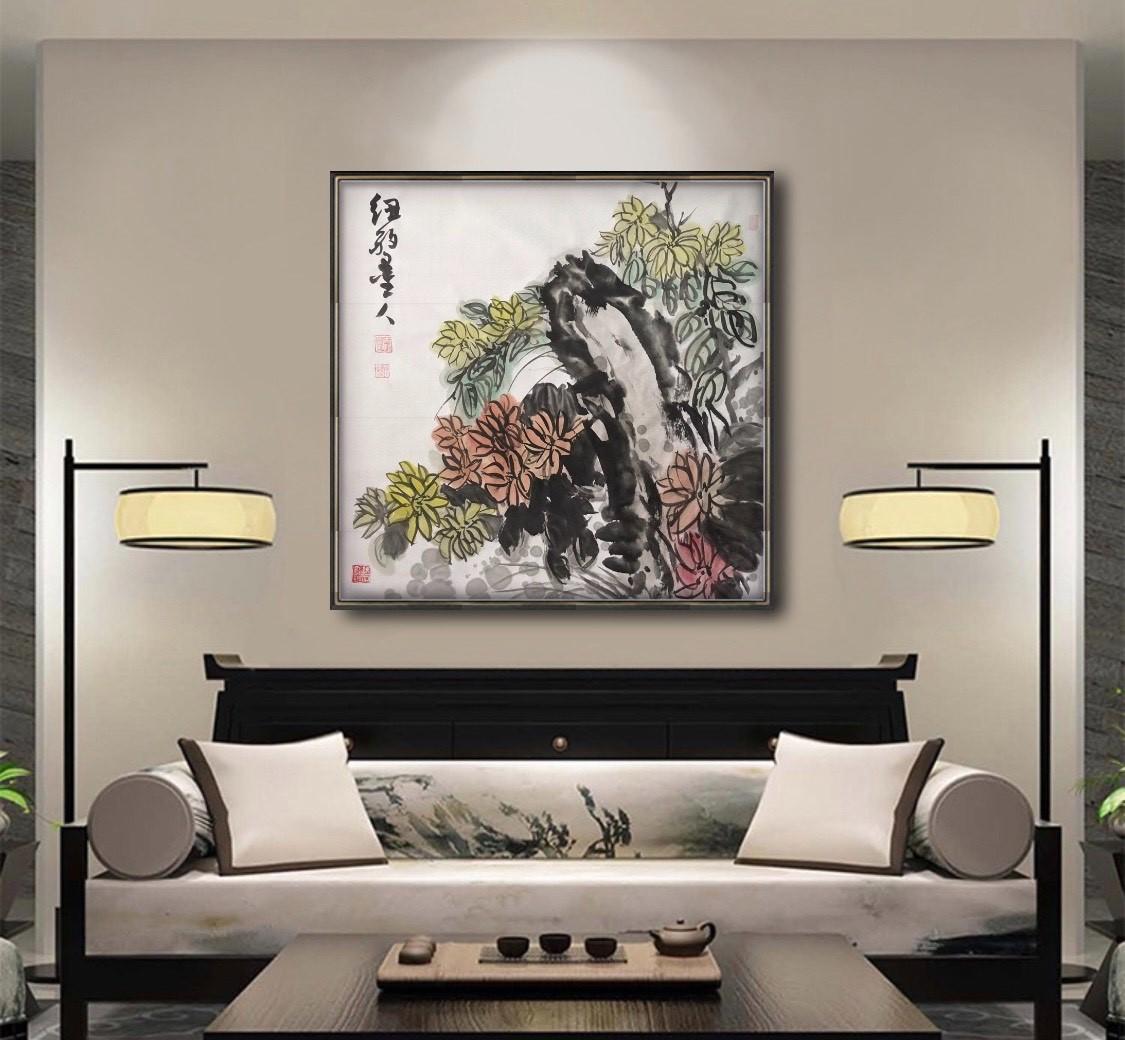 旅美画家李兆银纽约网络画展(九)_图1-3