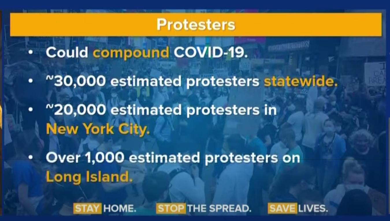 库莫担心抗议示威活动导致疫情反弹_图1-4