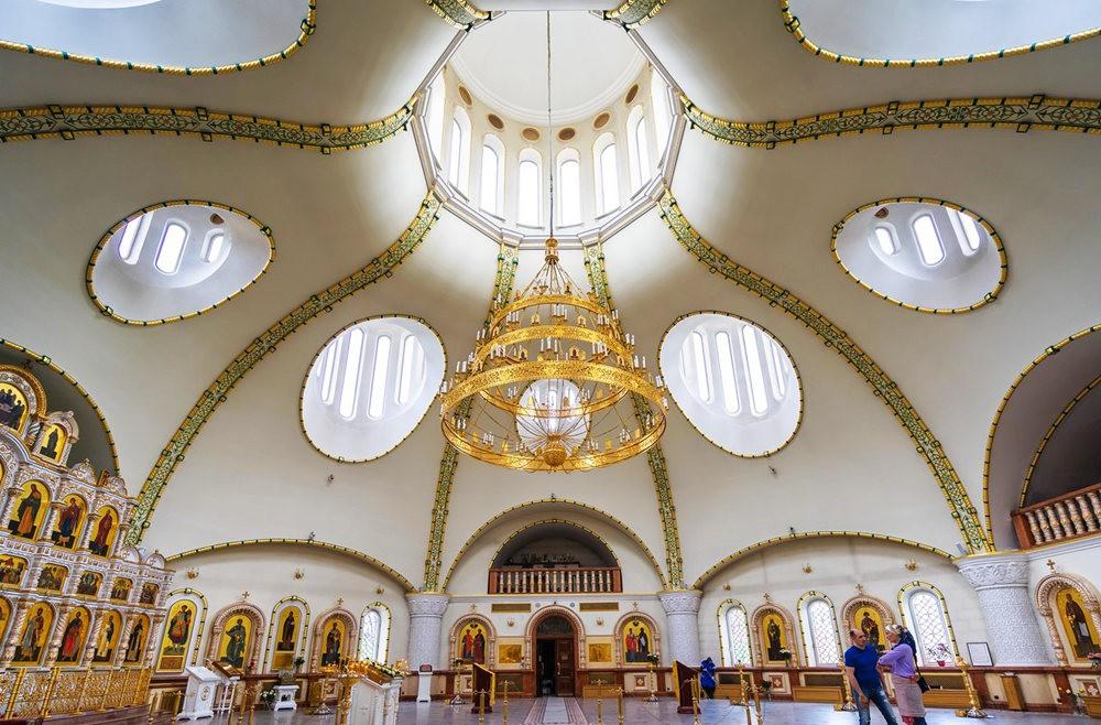 切尔尼戈夫圣伊戈尔教堂_图1-1