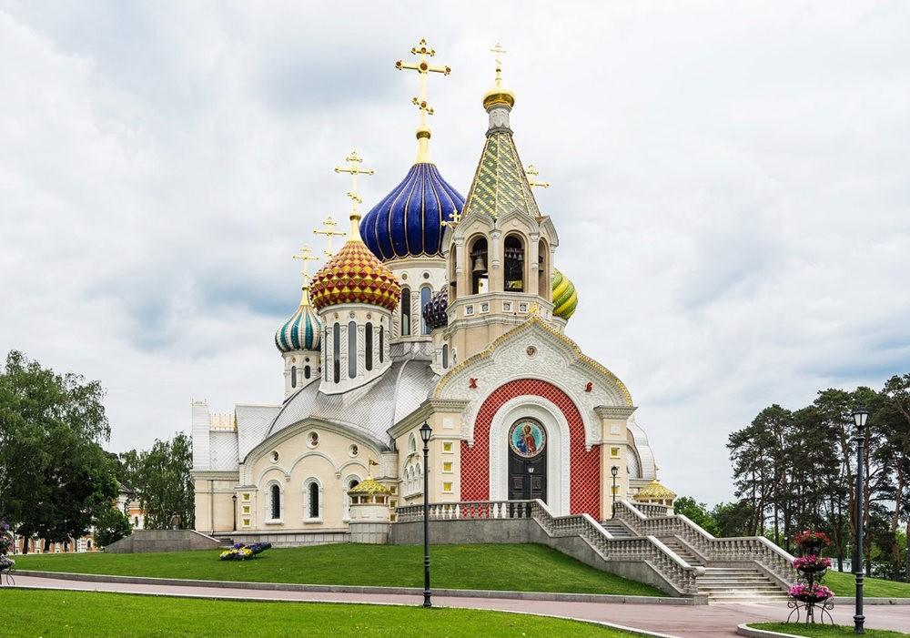 切尔尼戈夫圣伊戈尔教堂_图1-2