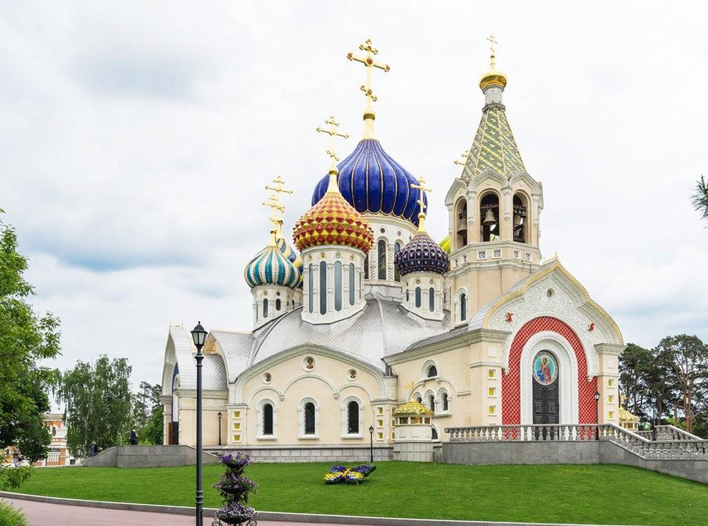 切尔尼戈夫圣伊戈尔教堂_图1-3