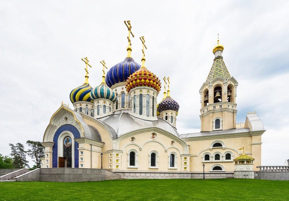 切尔尼戈夫圣伊戈尔教堂_图1-4