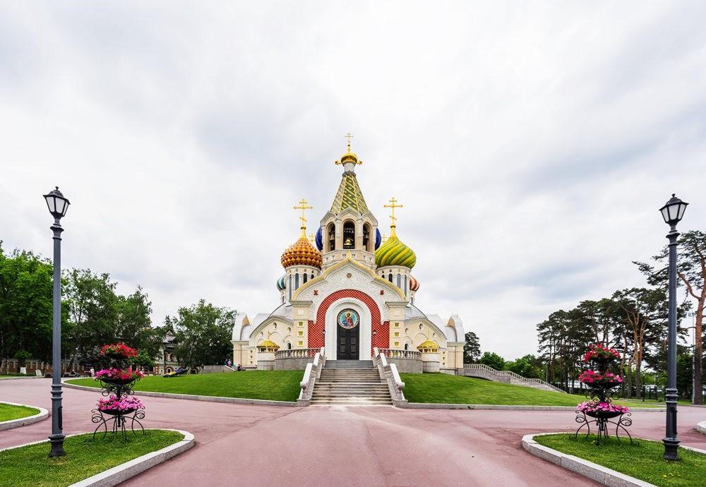 切尔尼戈夫圣伊戈尔教堂_图1-5