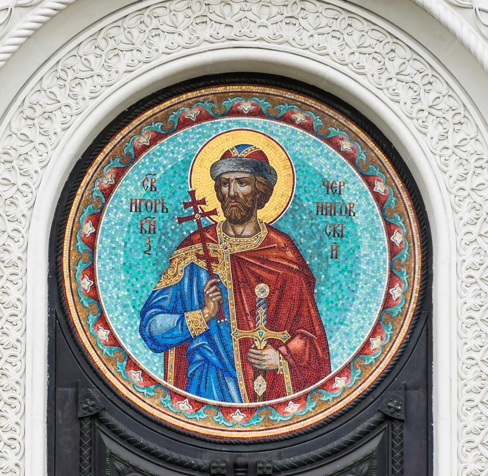 切尔尼戈夫圣伊戈尔教堂_图1-8