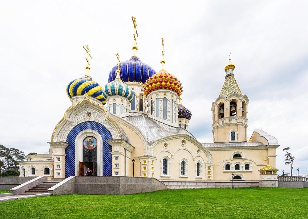 切尔尼戈夫圣伊戈尔教堂_图1-10