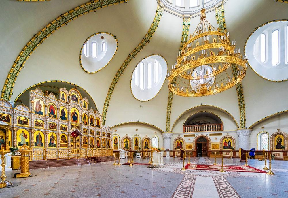 切尔尼戈夫圣伊戈尔教堂_图1-11