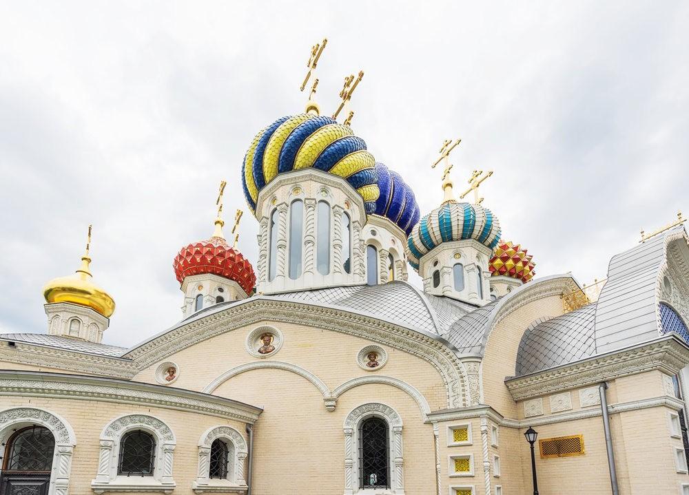切尔尼戈夫圣伊戈尔教堂_图1-12