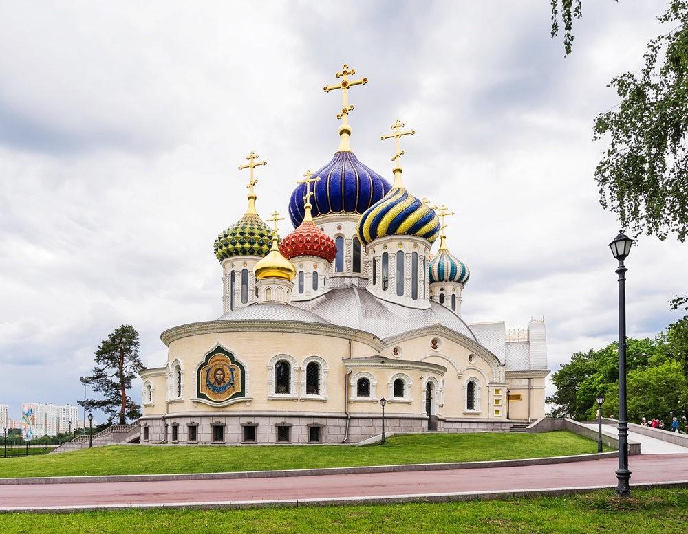 切尔尼戈夫圣伊戈尔教堂_图1-15