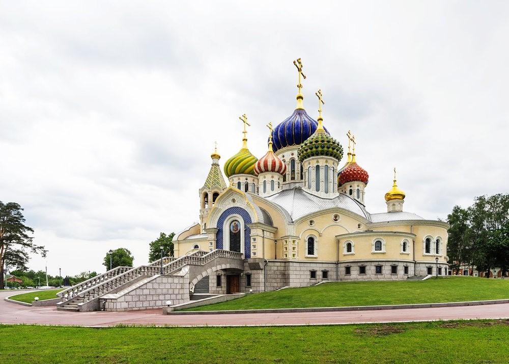 切尔尼戈夫圣伊戈尔教堂_图1-16