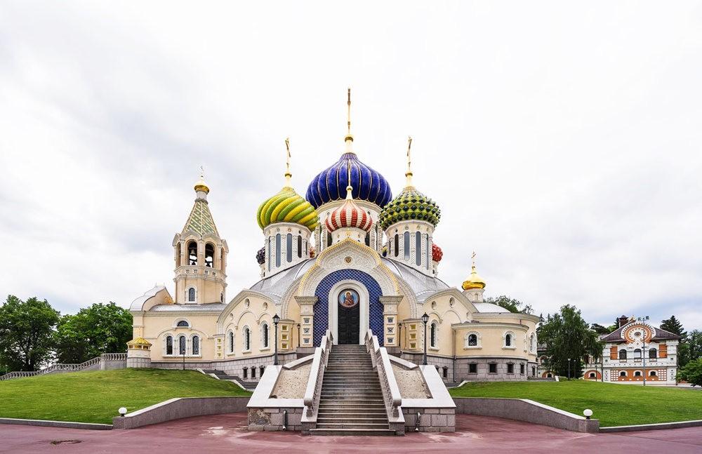 切尔尼戈夫圣伊戈尔教堂_图1-19