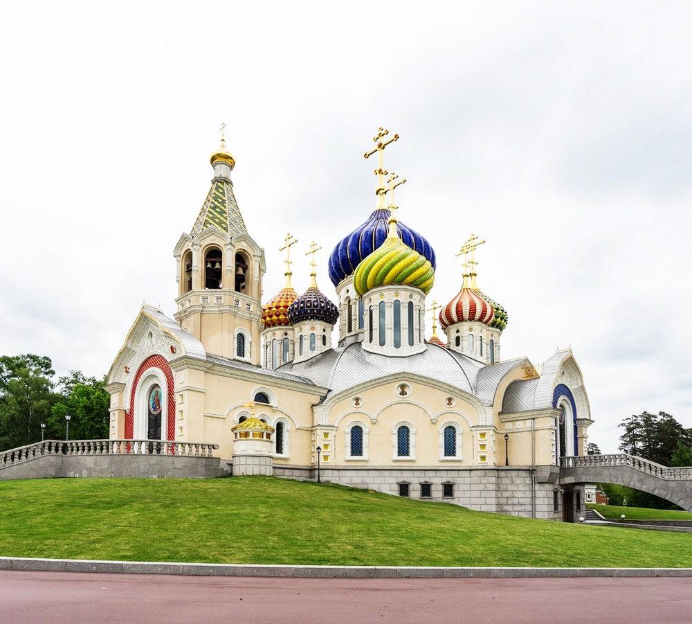 切尔尼戈夫圣伊戈尔教堂_图1-20