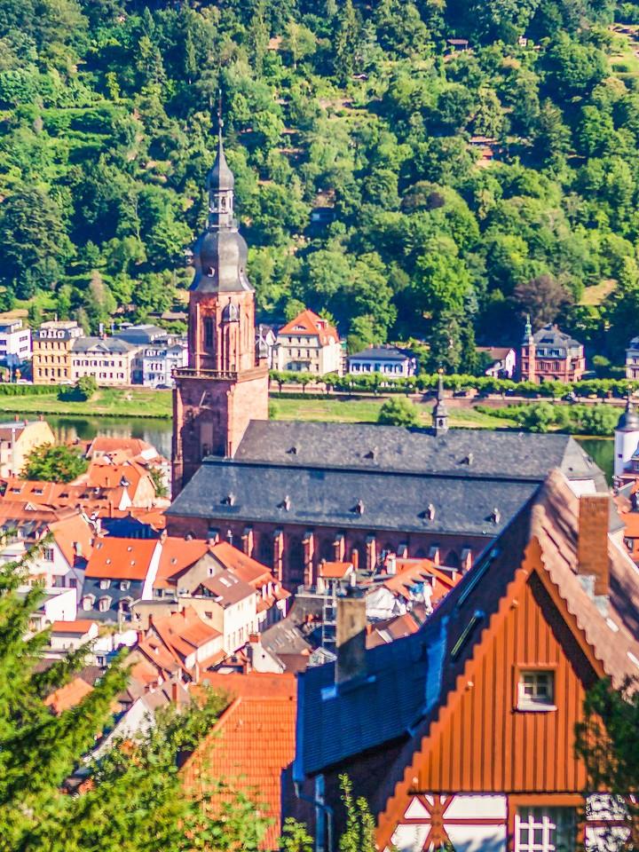 德国曼海姆(Mannheim),看建筑风格_图1-9