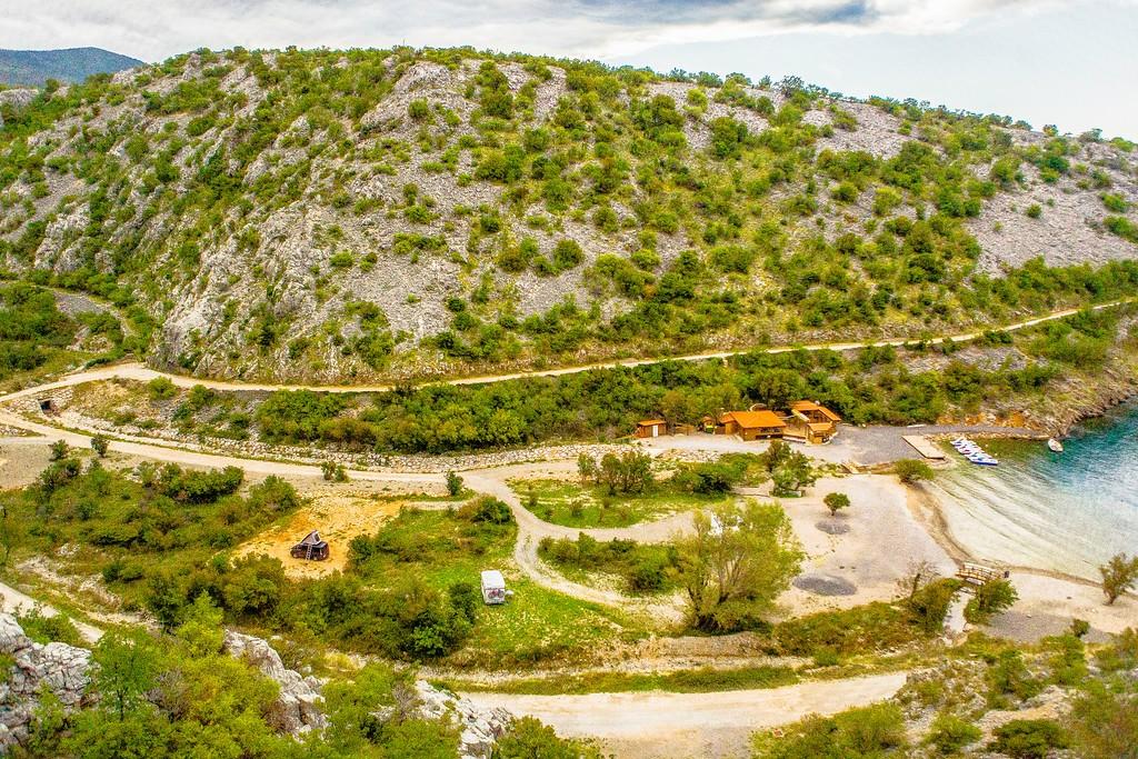 克罗地亚旅途,隔窗看景_图1-24