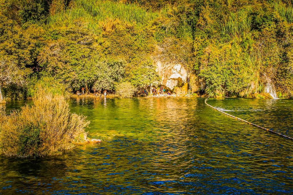 克罗地亚克尔卡国家公园(Krka National Park),阳光里的故事_图1-40